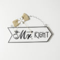 Flechas Mr. Right y Mrs. Always right-1