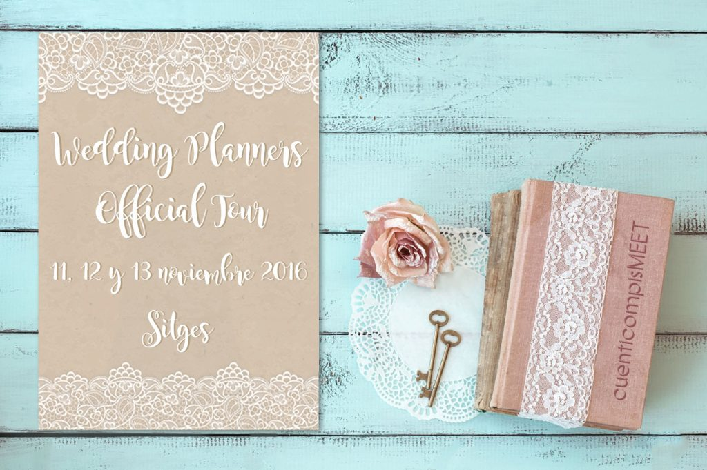 Wedding Planners Official Tour Sitges