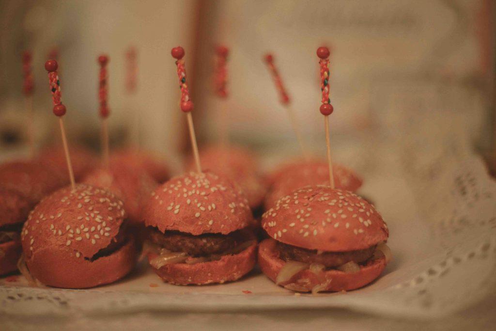 Degustación que Catering Sibarum nos ofreció en el Wedding Planners Official Tour en Sitges. WPOT2016